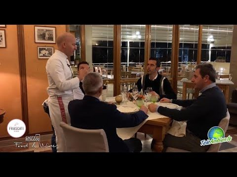 Giro dei Castelli Romani Food & Wine – puntata n.1