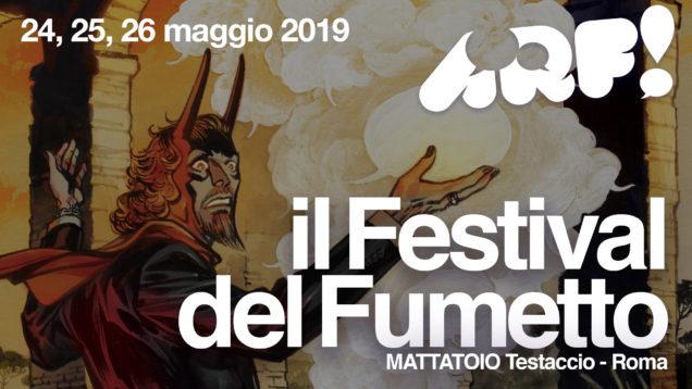 arf festival fumetto