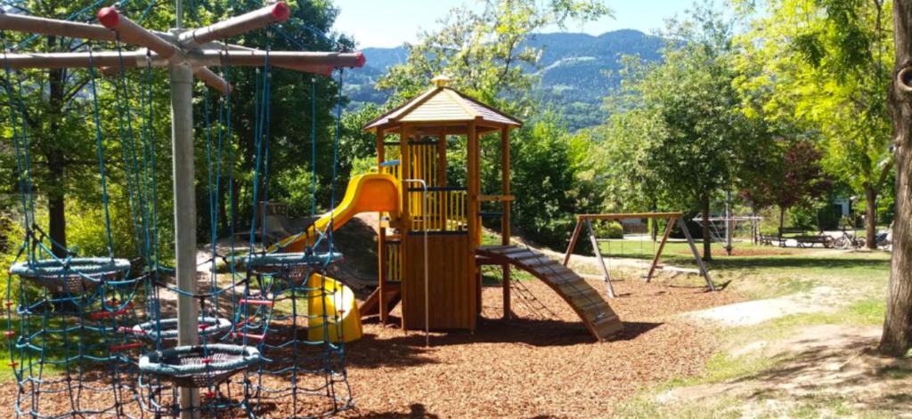 Pesticidi nei parchi giochi, a rischio salute bambini