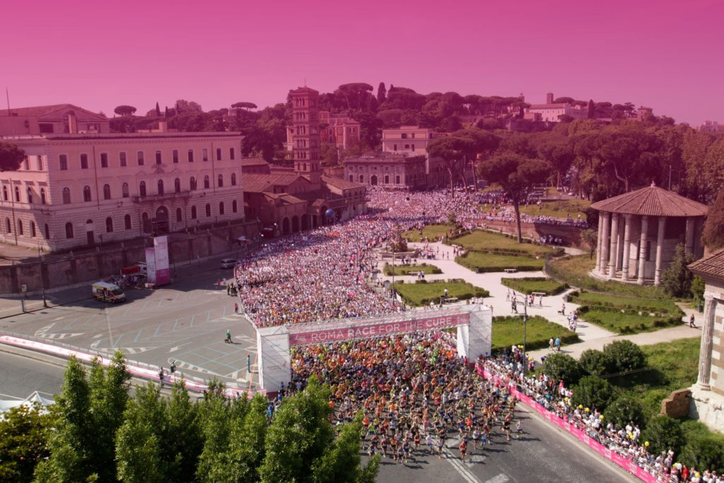 Race for the Cure, 20 anni dedicati alla lotta contro i tumori al seno