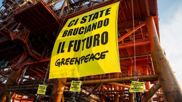 greenpeace clima
