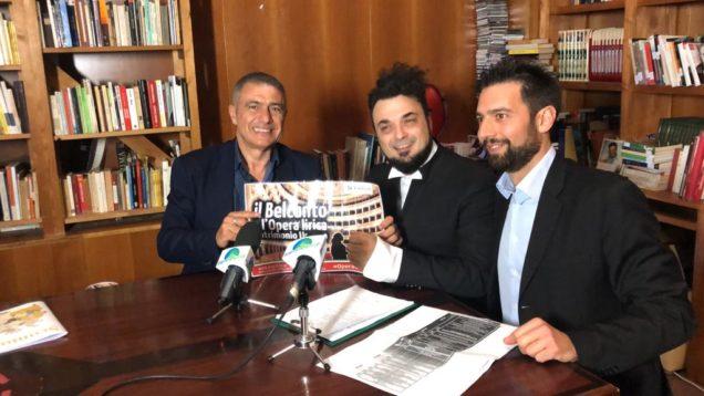 Pecoraro Scanio – Enrico Melozzi – Stefano Zago