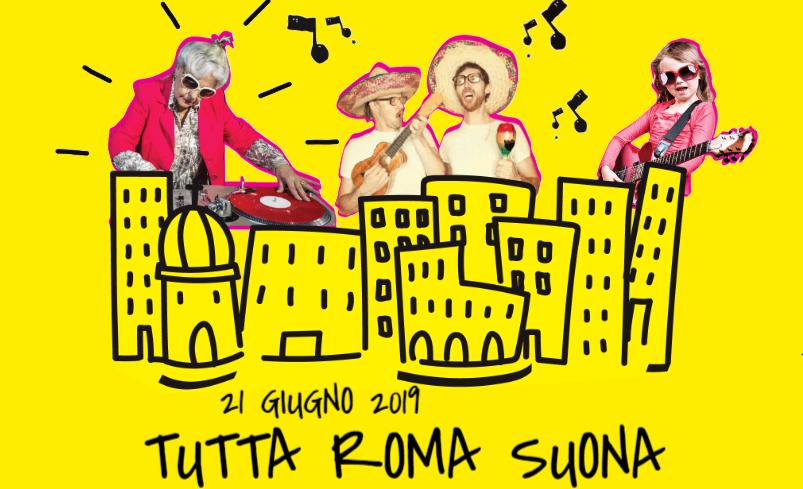 Festa della musica di Roma, il 21 giugno tutta la città suona. Programma