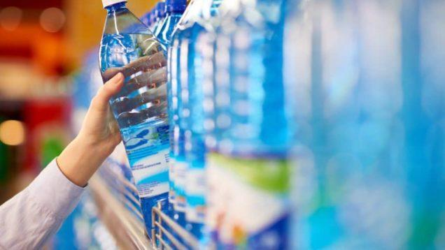 microplastiche bottiglie