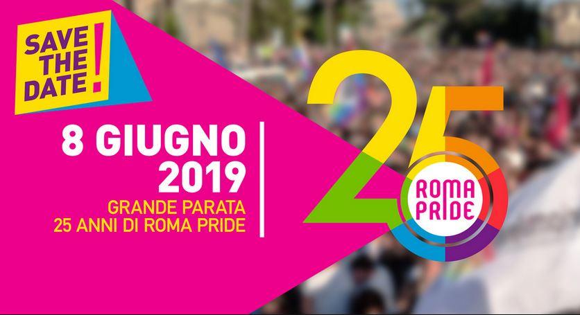 Calendario As Roma 2019.Roma Pride 2019 Tutti Gli Eventi Parata Percorso E Orari