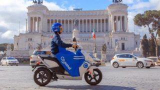 scooter sharing roma