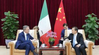 Italia – Cina