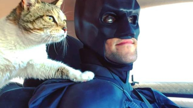 Batman salva animali 3
