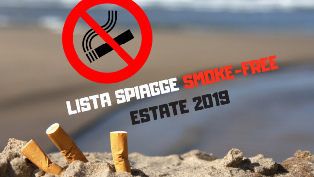 smoke free spiagge lista