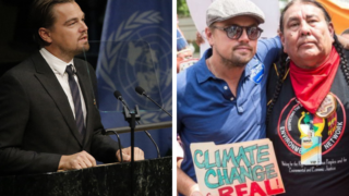 dicaprio earth alliance