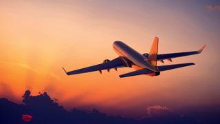 emissioni co2 aerei
