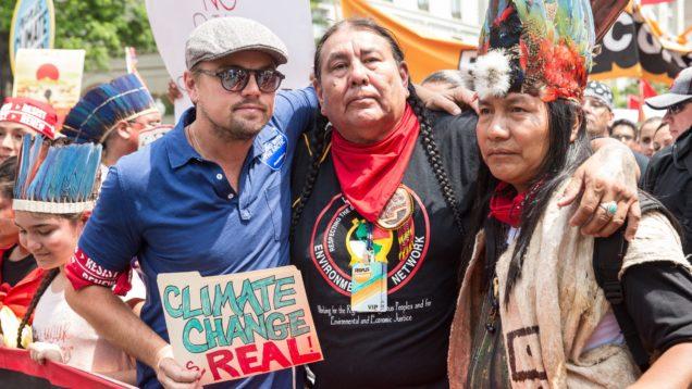 DiCaprio Earth Alliance