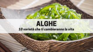 alghe superfood