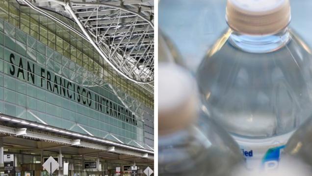 plastica aeroporti