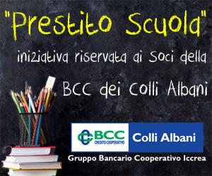 Credito scuole BCC