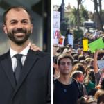 """Sciopero per il clima, il ministro Fioramonti sostiene i ragazzi di Fridays For Future: """"Una bellissima iniziativa"""""""