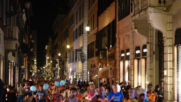 roma by night run