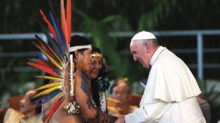 amazzonia sinodo papa