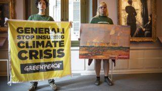 greenpeace museo generali
