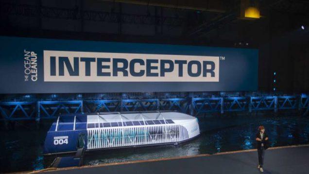 plastica inventore olandese interceptor