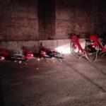 Uber, il servizio di bike sharing da pochi giorni a Roma già vandalizzato IMMAGINI