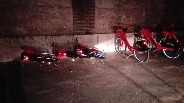 uber bike sharing
