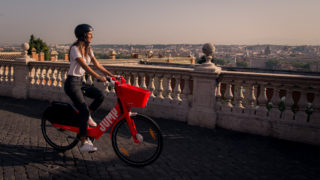 uber jump roma