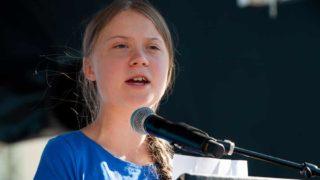 Greta Thunberg cop25