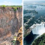 Zimbabwe, allarme siccità: a rischio le cascate Vittoria, patrimonio Unesco