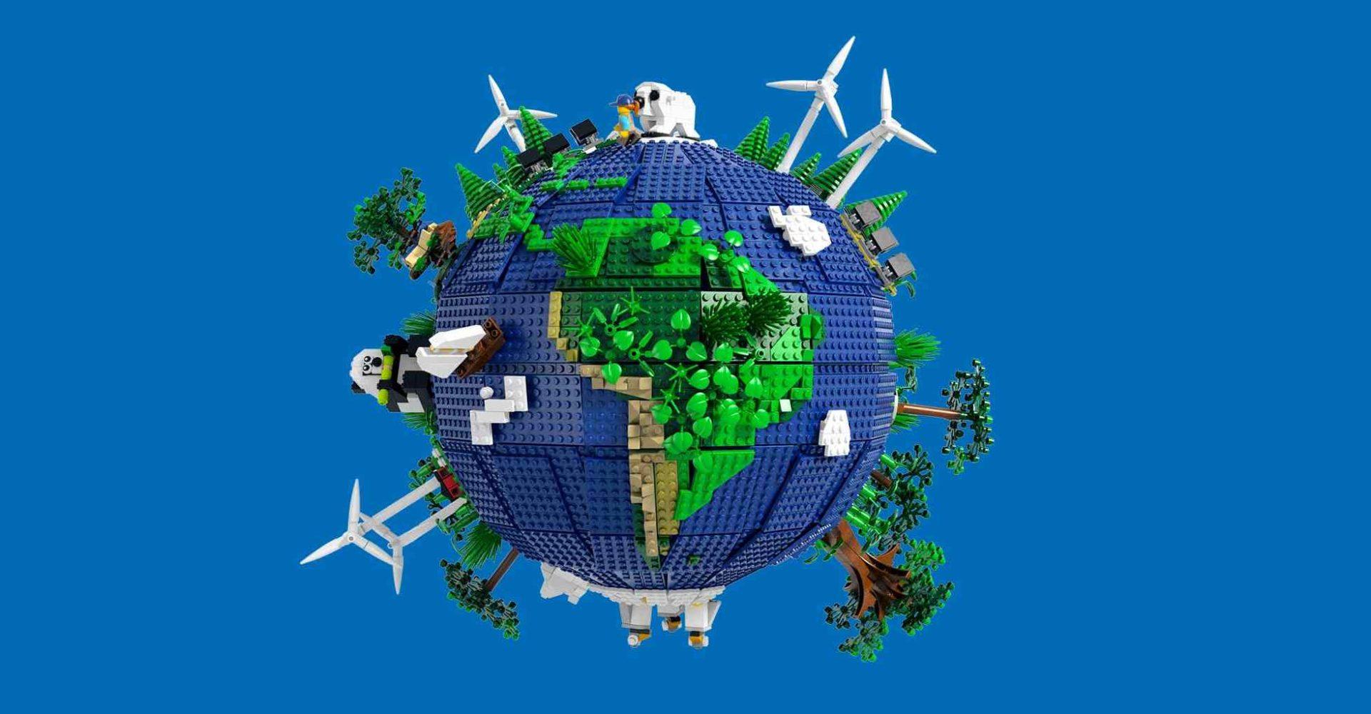 Lego compie 60 anni! La sostenibilità come nuova sfida ...