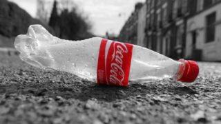 plastica Coca Cola 1