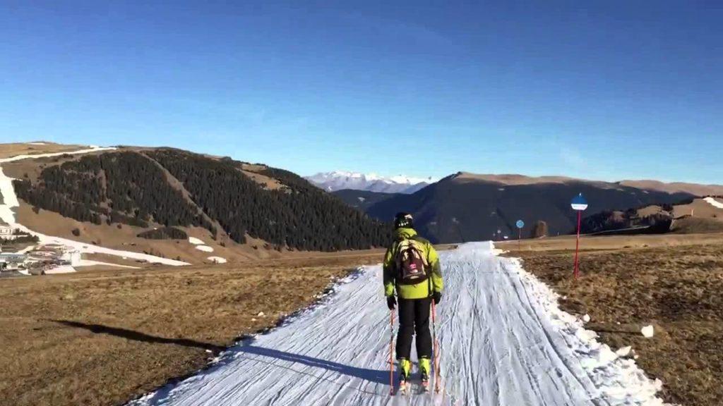 Clima, l'aumento delle temperature mette a rischio il turismo sulle Alpi