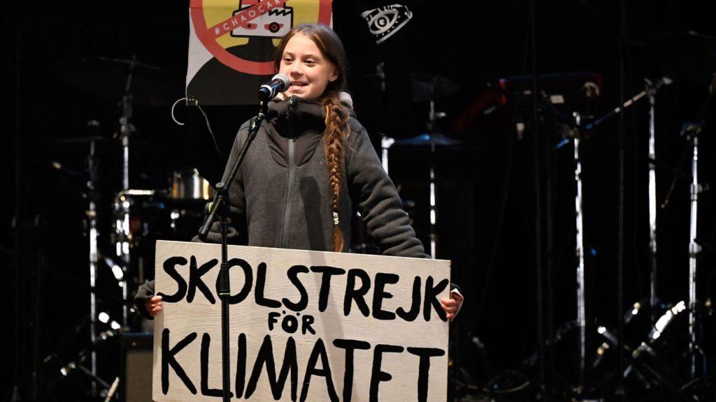"""Cop25, Greta avverte i delegati: """"Il cambiamento sta avvenendo, che vi piaccia o no"""""""