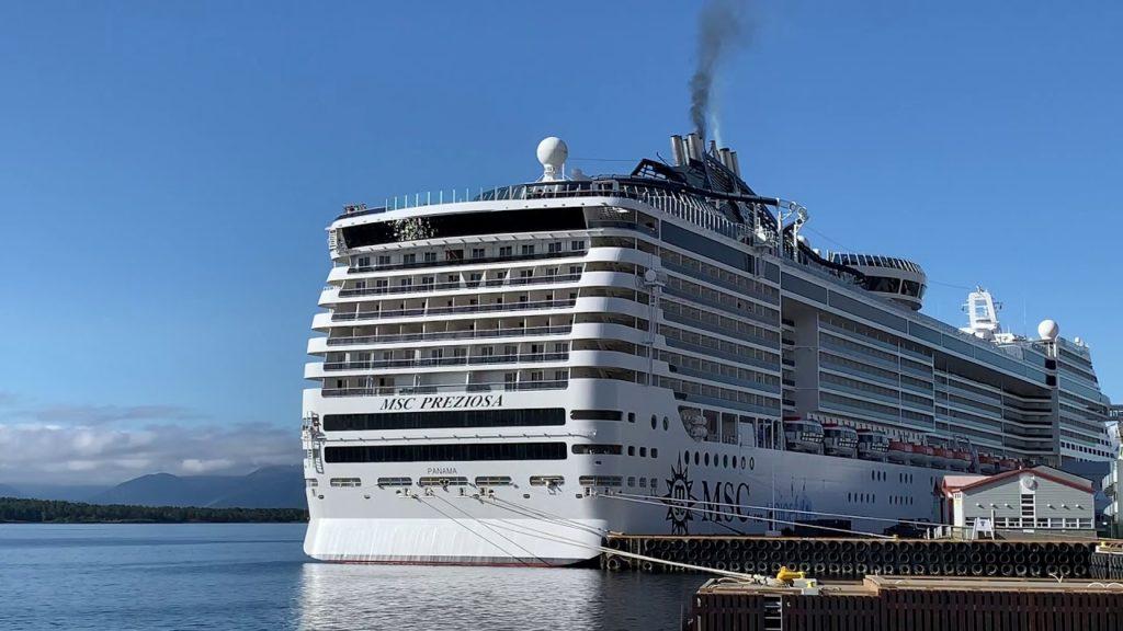 Inquinamento, peggio le navi delle auto. MSC capolista nelle emissioni
