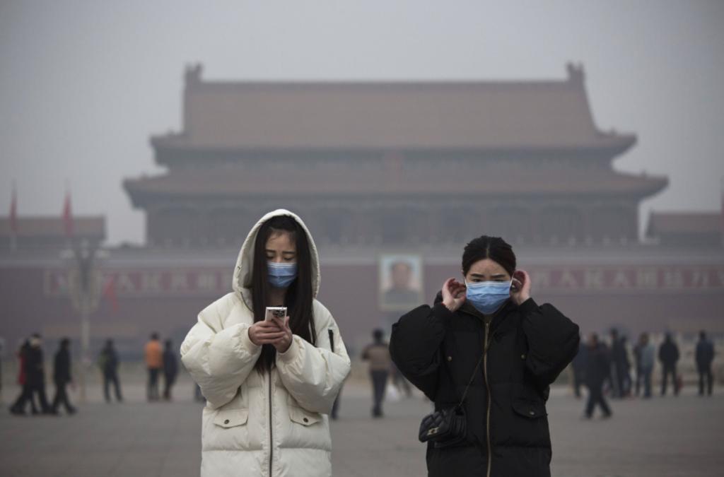 Cina, 2020 anno cruciale per la lotta contro l'inquinamento