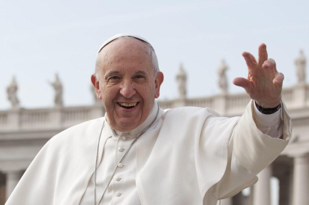 """Papa Francesco: """"Il clima deve essere la nostra prima emergenza, abbiamo un pianeta da salvare"""""""