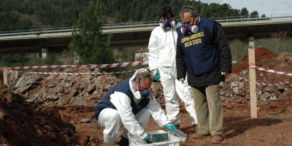 Allarme discarica di Bussi, sostanze nocive escono dal suolo come gas