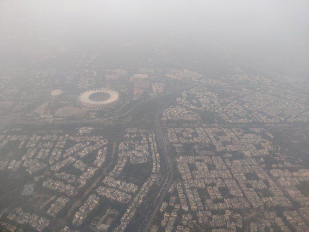 Inquinamento, New Delhi è stata nominata la città più inquinata del mondo