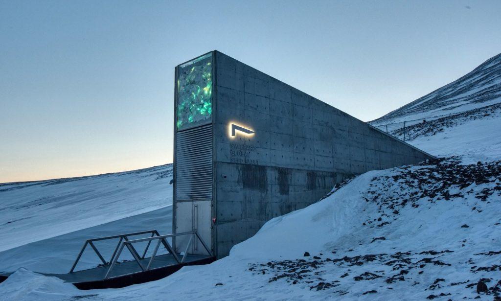 Clima, lo Svalbard Vault raggiunge il milione di colture diverse