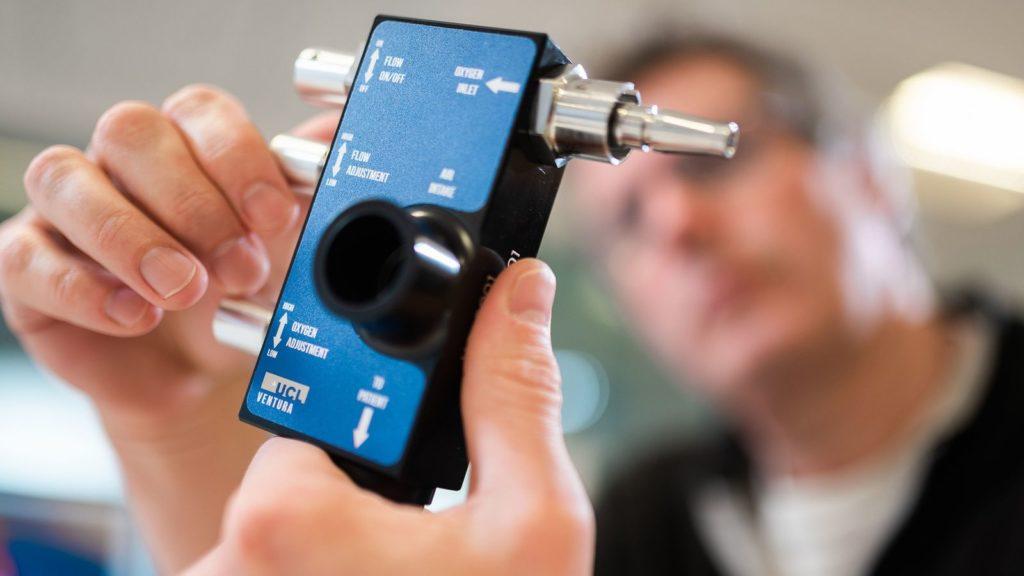 Coronavirus, in arrivo nuovi respiratori progettai dal team Mercedes