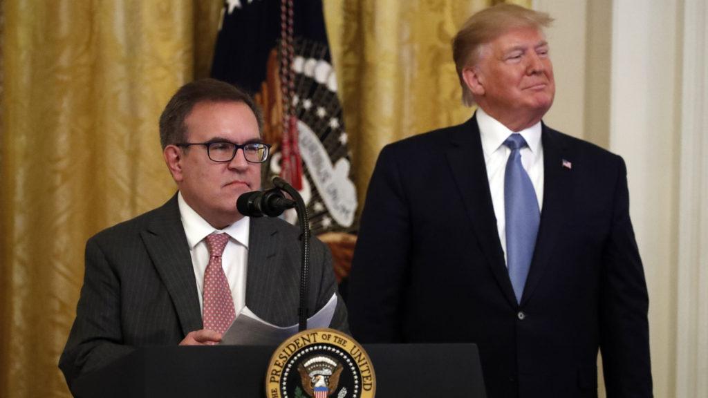 Coronavirus, l'amministrazione Trump sfrutta l'epidemia per ridurre la protezione ambientale