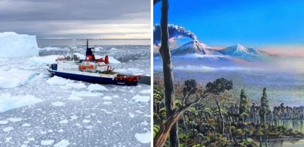 Clima, l'Antartide una volta era coperto da paludi e foreste pluviali VIDEO