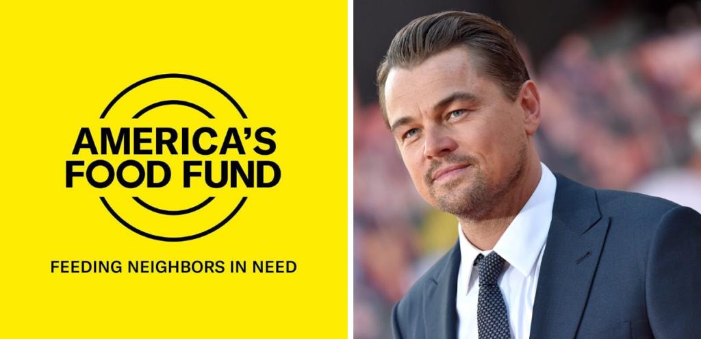 Coronavirus, DiCaprio crea un fondo alimentare per aiutare chi è in difficoltà