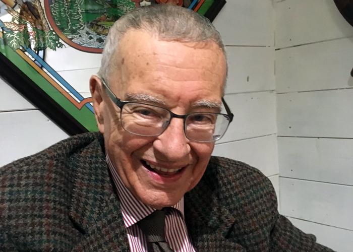 In ricordo di Gino Falleri, il decano dei giornalisti