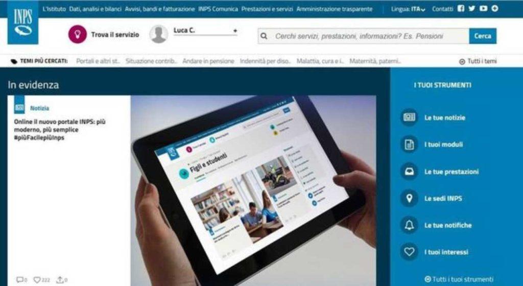 Coronavirus, caos rimborsi: sul sito dell'INPS si può accedere ai dati personali di altri utenti