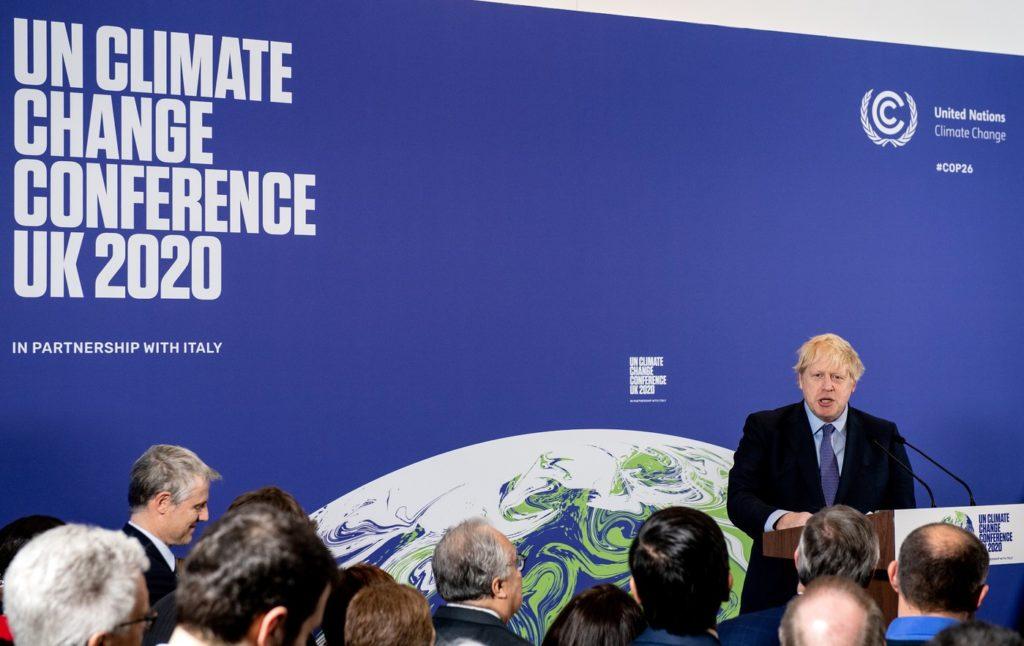 Clima, la COP26 di Glasgow potrebbe essere rinviata a novembre 2021