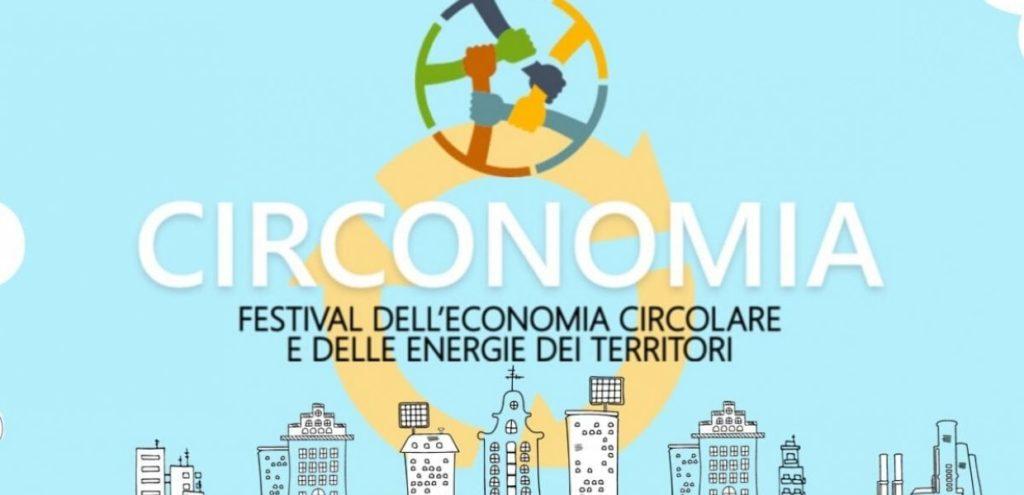 Dal 20 maggio torna CIRCONOMÌA, il Festival dell'economia circolare