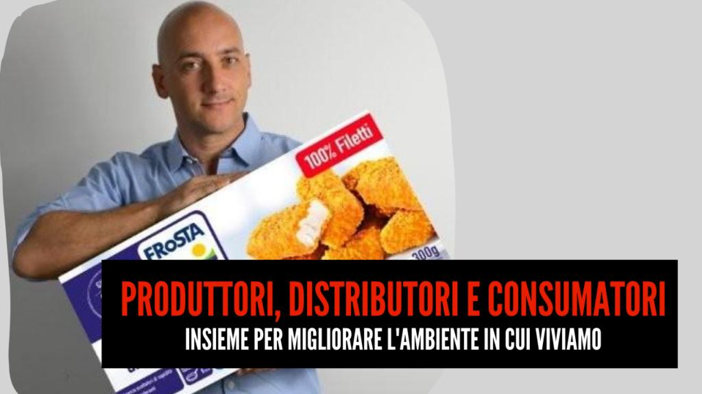 Aziende e sostenibilità, l'impegno di FRoSTA Italia per ridurre l'impatto ambientale
