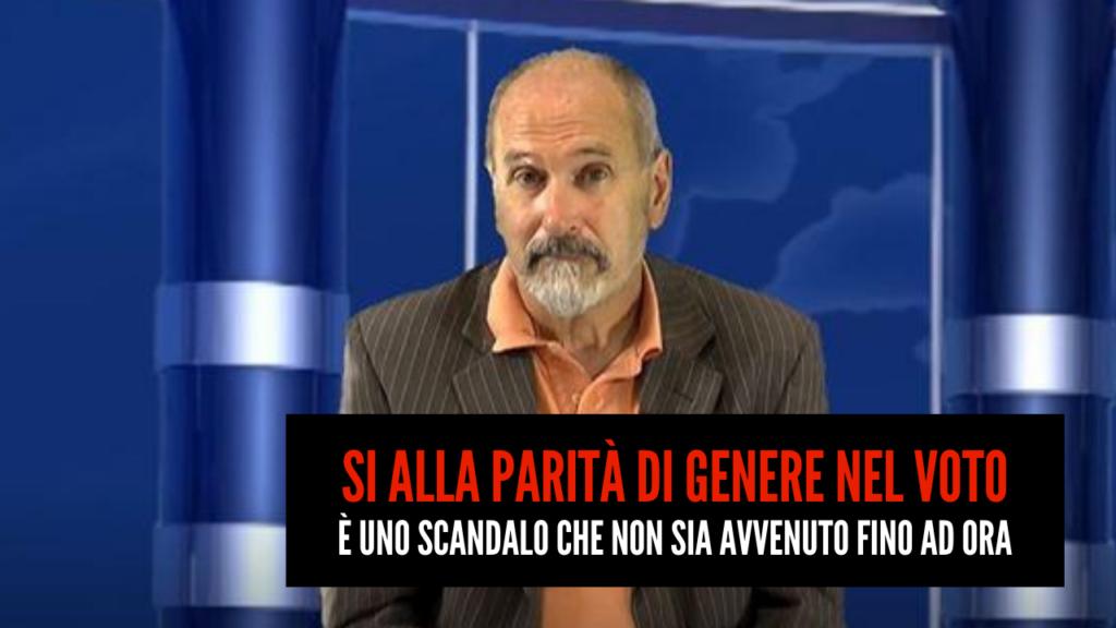 """Elezioni regionali Puglia, Ferrero: """"Sì alla parità di genere. Uno scandalo che non sia avvenuto fin ora"""""""