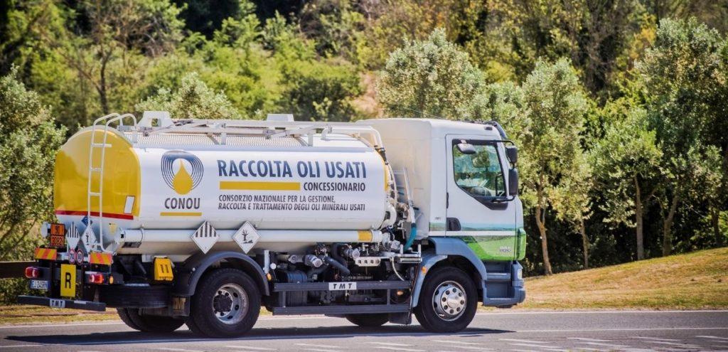 Conou: raccolta olio usato post lockdown indica ripartenza del sistema industriale italiano
